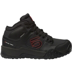 Five Ten Impact High Men's Flat Shoe: Black/Red