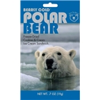 Backpacker's Pantry Polar Bear Freeze-Dried Cookies and Cream Ice Cream Sandwich: 1 Serving