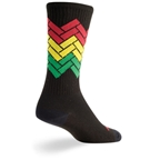 SockGuy Ziggy Sock: Black