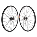Wheel Master Velocity Aero 32 Hole Origin8 Fixed Gear/Freewheel Black Wheel Set