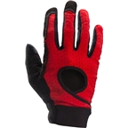 Race Face Khyber Women's Full Finger Glove: Flame
