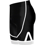 Primal Wear Onyx EVO Men's Cycling Short: Black/White