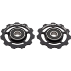 CeramicSpeed Pulley Wheels Shimano 11 Speed Alloy Black