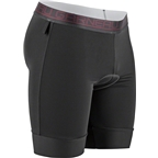 Louis Garneau 2002 Sport Men's Innershort: Black