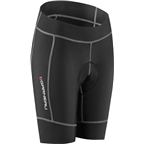 Louis Garneau Request Promax Junior Girls Short: Black