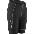 Louis Garneau Request Promax Junior Boys Short: Black