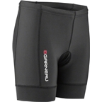 Louis Garneau Junior Comp Tri Short: Black