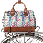 Po Campo Uptown Trunk Bag: Mosaic