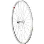 "Sta Tru Front Wheel 26 x 1.5"" Quick Release Axle with 36 Spokes, Silver"