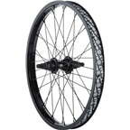 "Salt Plus Summit 20"" Rear Cassette Wheel 14mm Axle LHD 9t Driver Black"