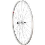 "Sta-Tru Rear Wheel 27"" x 1.25"" Quick-Release Axle, 36 Spokes, 5-8 Speed Freewheel, Alloy Rim, 126mm"