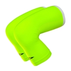 DeFeet Kneeker: Hi-Vis Yellow, One Size Fits All
