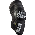 iXS Dagger Knee Guard: Black