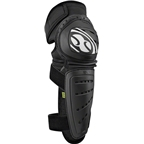 iXS Mallet Knee/Shin Guard: Black
