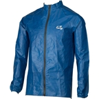 O2 Element Series Rain Jacket: Steel Blue