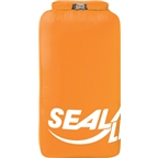 SealLine BlockerLite Dry Sack: 20-Liter Orange