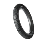 "45NRTH Dillinger 26 x 4.8"" Fatbike Tire 120tpi Folding (studless - custom studdable)"