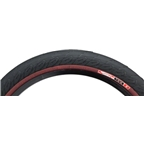 "Animal TWW Tire 20 x 2.2"" Black with Maroon Sidewall"