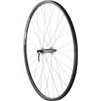 Quality Wheels Value Series 2 Road Front Wheel 700c Shimano 2400 Alex DC19 Black