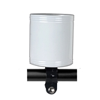 Kroozer Cup Drink Holder White
