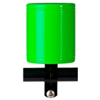 Kroozer Cup Drink Holder Lime Green