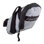 Lizard Skins Super Cache Saddle Bag Lead Gray