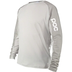 POC Resistance Strong Men's Long Sleeve Jersey: Gray