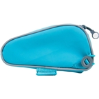 Detours Slice Top Tube Bag: Teal