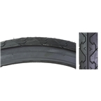 "Kenda K838 City Slick 26 x 1.95"" Black Tire"