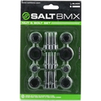 Salt Nut and Bolt V2 Hardware Pack Black