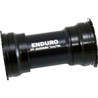 Enduro TorqTite Bottom Bracket: 386EVO XD-15 Angular Contact Ceramic Bearing Black