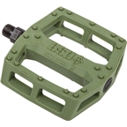BSD Safari Pedals Surplus Green