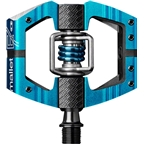 Crank Brothers 2016 Mallet Enduro Pedals: Blue
