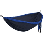 Eagles Nest Outfitters DoubleDeLuxe Hammock, Navy/Royal