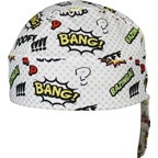 Headsweats Super Duty Shorty Headband: One Size Comics
