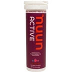 Nuun Active Hydration Tablets: Tri Berry, Box of 8 Tubes