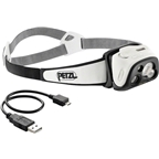 Petzl TIKKA RXP Rechargeable Headlamp: Black