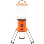 Black Diamond Apollo Lantern: Vibrant Orange