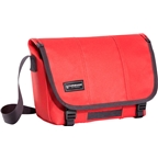 Timbuk2 Classic Messenger: Specialty Heirloom Bixi Red, XS