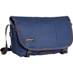 Timbuk2 Classic Messenger: Specialty Heirloom Waxy Blue, SM
