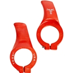 TOGS Thumb Over Grip System Flame Red Zytel Fixed Clamp