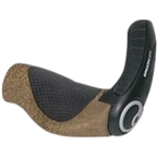 Ergon GP3-L BioKork Rohloff/Nexus: Large, Black/Tan