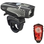 NiteRider Lumina 950 Boost and Solas 100 Rechargeable Headlight and Taillight Combo