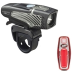 NiteRider Lumina 750 Boost and Sabre 50 Rechargeable Headlight and Taillight Combo