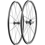 Campagnolo Shamal Ultra, 700c Road Wheelset, 2-Way Fit, Black