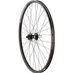 """Quality Wheels Rear Mountain Disc 29"""" + Plus Boost 148mm x 12mm XD Hope Pro 4 / Velocity Blunt SS / DT Competition All Black"""