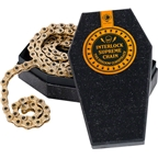 The Shadow Conspiracy Interlock Supreme Half link Chain Gold