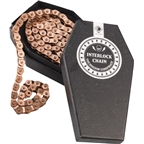 "The Shadow Conspiracy Interlock Race Chain 3/32"" V2 Copper"