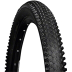 "Vee Tire Co. Crown R-adius Mountain Tire: 29 x 2.3"" 185tpi Folding Bead, Tubeless Ready, Black"