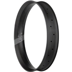 "Whisky 9 Carbon Tubeless 26"" Fat Trail Rim 100mm Width 32h"
